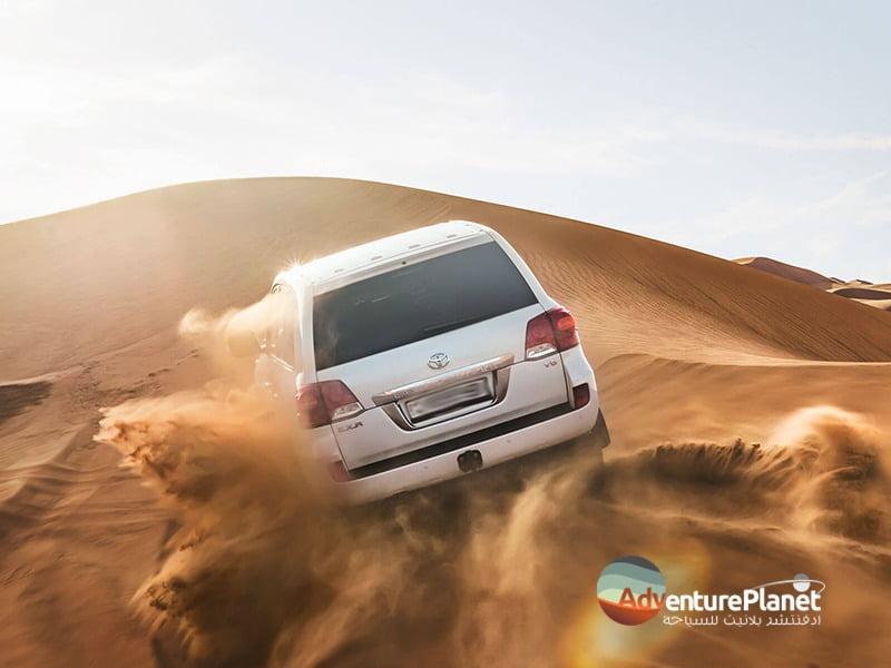 Adventure Planet Tourism L.L.C launched the No.1 Adventure in United Arab Emirates