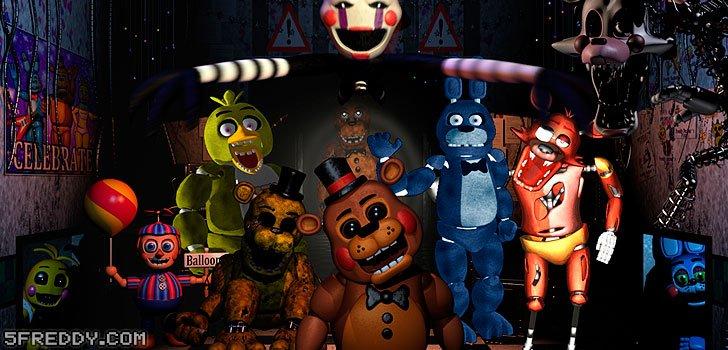 Your Way to Enjoy Endless Nights with Freddy Fazbear