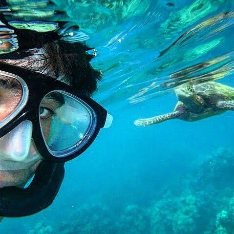 Goran Visnjic Shares Photos from his Vacation on Hawaii