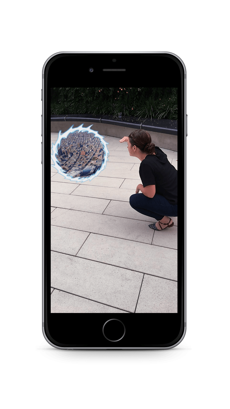 8ninths Launches Augmented Reality App for iOS 11, the BOX AR