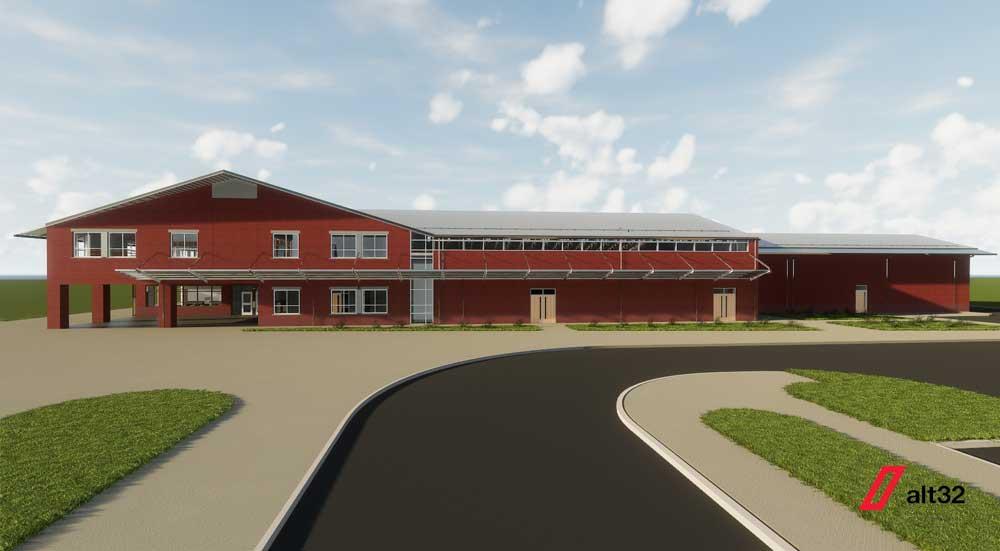 Trace Creek Construction Breaks Ground on New Elementary School