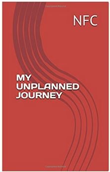 """""""My Unplanned Journey"""" book available on Amazon based on real life events"""