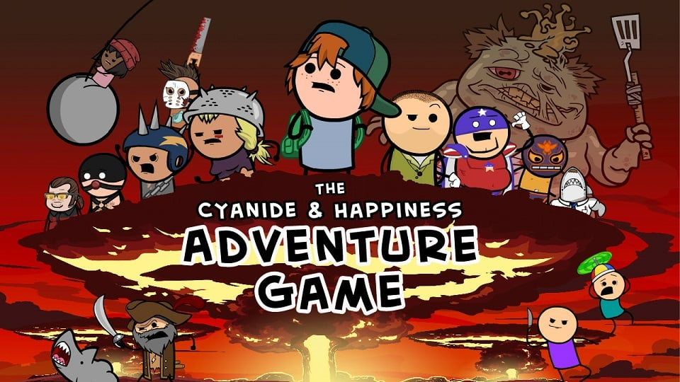 Cyanide & Happiness' First Video Game Fully Crowdfunded in Four Days