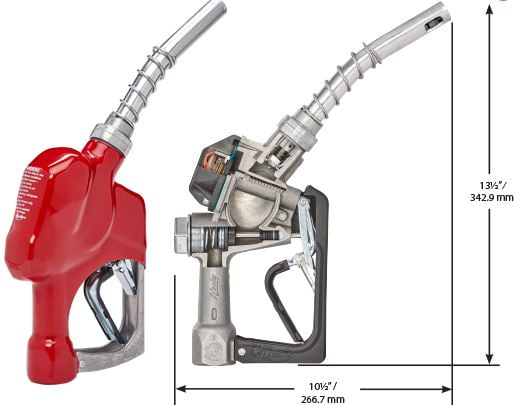 New Automatic Shut-off Nozzles Offer Solutions for Tighter Safety Standards