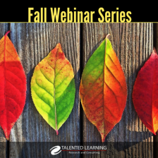 """Talented Learning Unveils """"Learning Tech Success"""" Fall Webinar Series"""