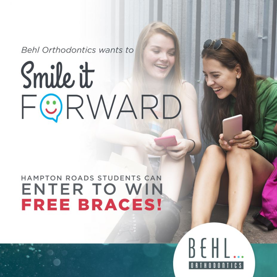 Local Orthodontist Provides Free Braces to Deserving Students with Smile It Forward Initiative