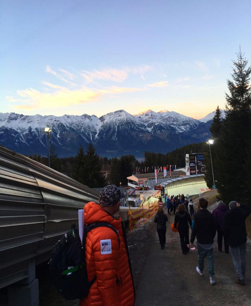 Dr. Jonathan Wilhelm Celebrates Successful Season Working with USA Olympic Bobsled Skeleton