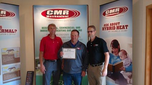 CMR Mechanical Becomes the 5th Mitsubishi Elite Diamond Dealer in Michigan!