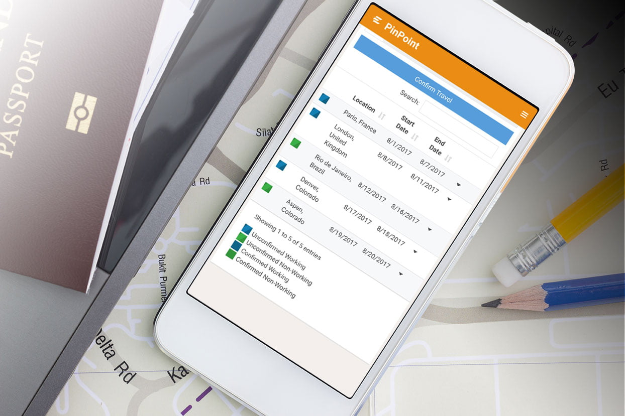 Equus Software's New Mobile App Simplifies Tracking Business Travel for Employees On-the-Go