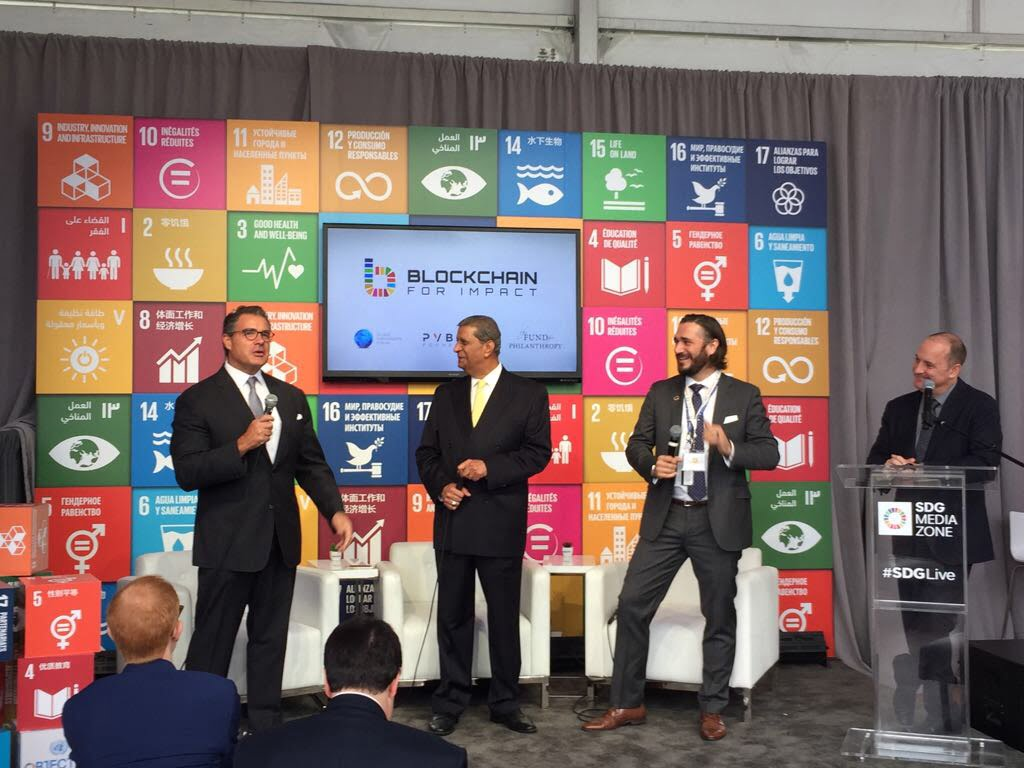 Blockchain Commission & Blockchain for Impact Launched at UN to Advance the Sustainable Development Goals