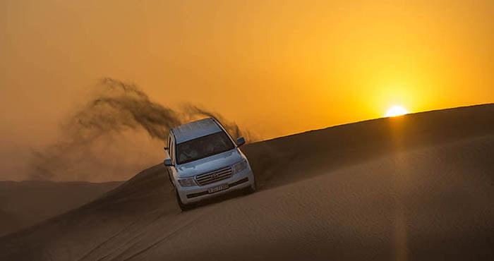 IOH launches an exclusive 30% off on Dubai Desert Safari