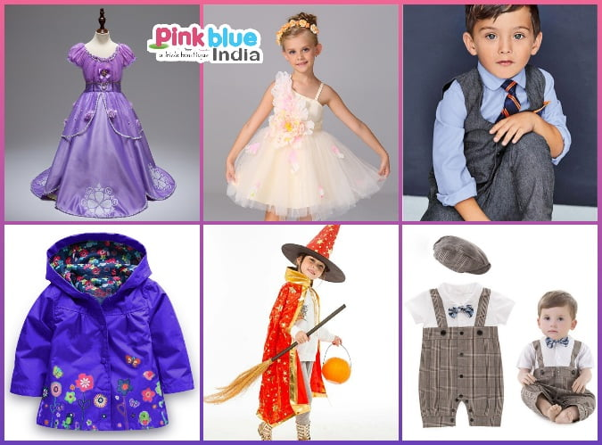 PinkBlueIndia.com Latest Boys Outfits and Girls Dresses: September 2017 New Arrivals