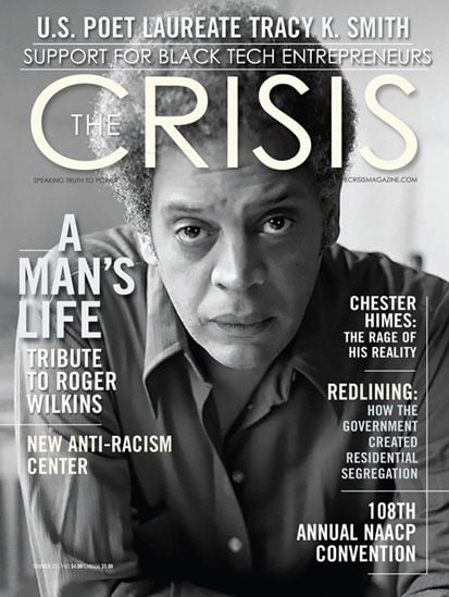 NAACP Crisis Magazine Honors Roger Wilkins Journalist, Educator and Activist in Summer 2017 Issue