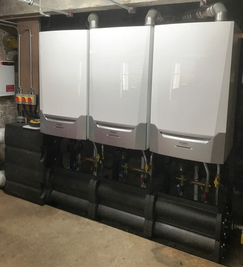 Braunton Academy upgrades to Remeha Quinta Ace 160 boilers ahead of the new academic year