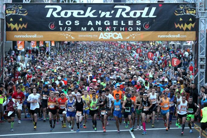 CatchApp is Bringing A Bold, New Way to Meet For Sports to the Rock'n'Roll Marathon Expo