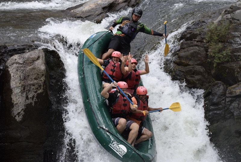 Desafio Launches Extreme Rafting from Monteverde Costa Rica