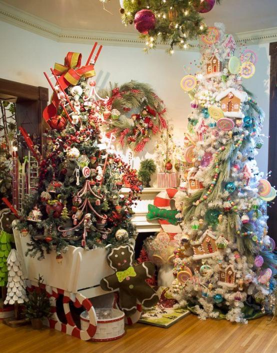 From Themed And Decorated Trees to Merry Holiday Teas