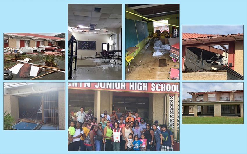 For Schools in the US Virgin Islands – Hope After Irma and Maria
