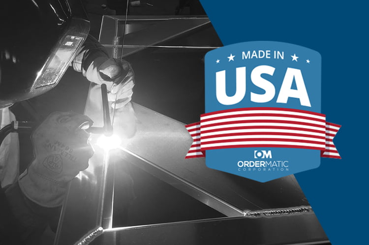 OrderMatic Corporation is American Made