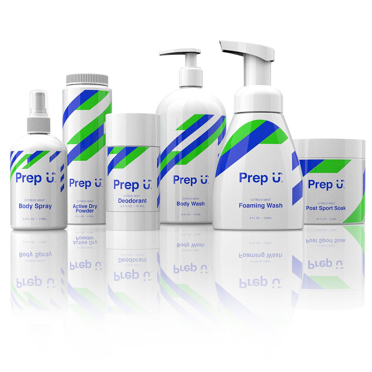 Cleaning Up the Locker Room – Prep U™ Launches Personal Care Products Designed for Active Boys