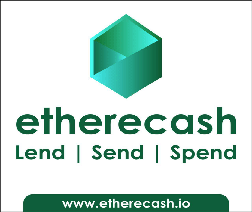 Financial Solutions Startup Etherecash Announces ICO to Change the Way We Lend, Send and Spend