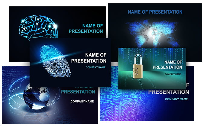 My Templates Shop has delivered sixs new PowerPoint Templates for Presentations about Programming and Security.