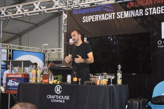 U.S. Superyacht Association Announces Schedule for  Superyacht Seminar Stage Presented by InSite Group in the American Pavilion During Fort Lauderdale International Boat Show