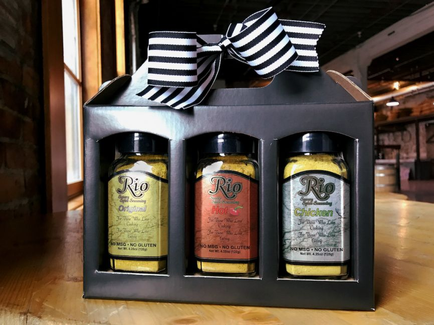 The Rio Seasoning CompanyProviding Free Shipping on Gift Set for a Limited Time