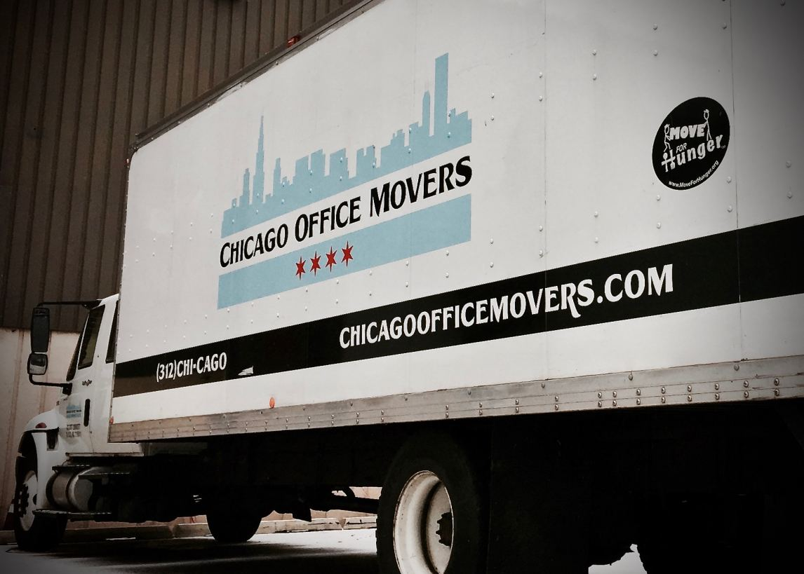 Chicago Office Movers Certified as Minority Owned Business Enterprise (MBE) by the City of Chicago