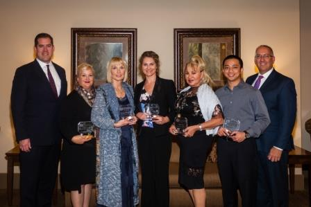 Orange County Chaplain Honored with Care Award