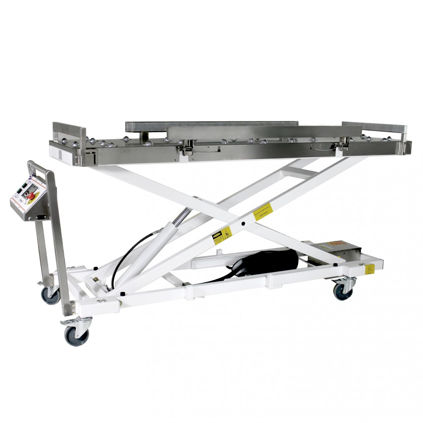 Mopec Creates Cadaver Lifts With Adaptable And Clear Design That Exceeds Industry Standard