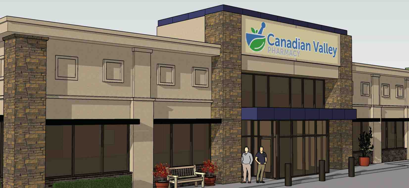 Canadian Valley Pharmacy Completes Construction On New Facility