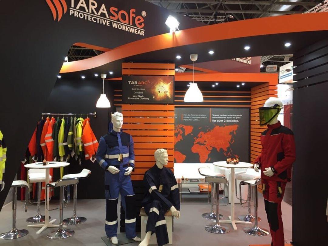 Tarasafe at A+A International Trade Fair