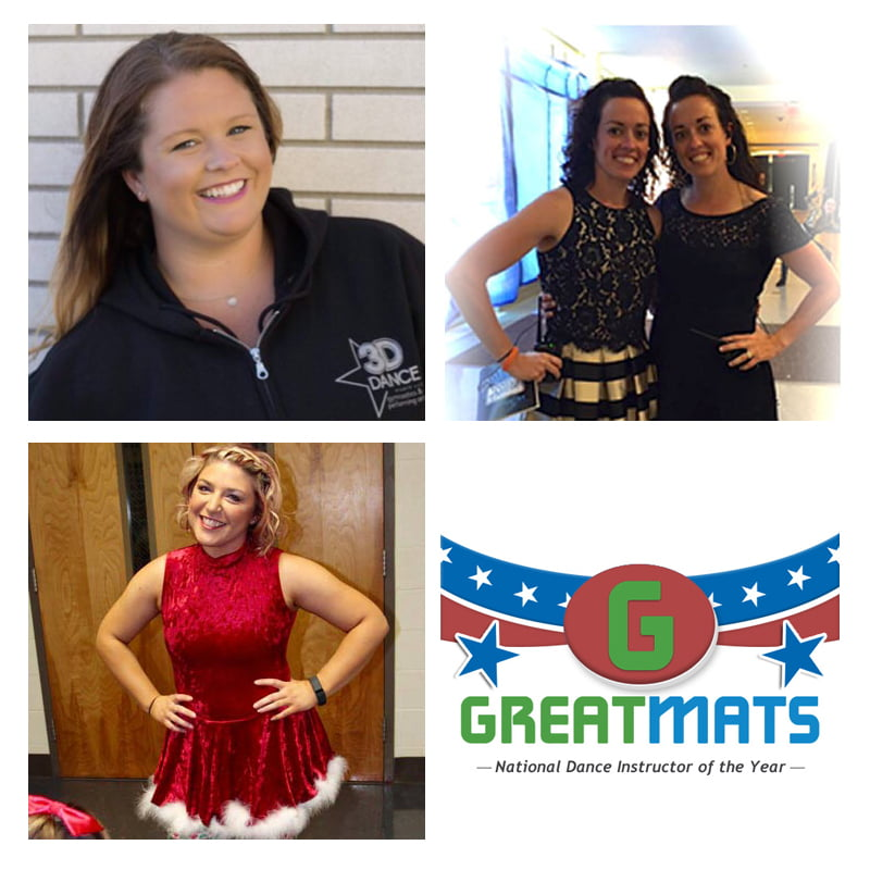 20 Dance Teachers Vie for the Title of Greatmats National Dance Instructor of the Year