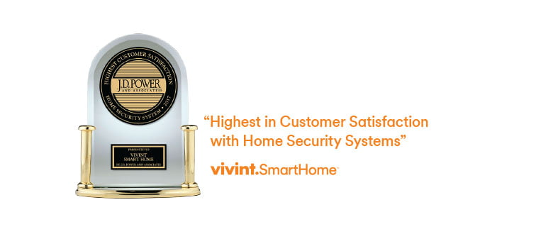 The ACN Reviews Are In: J.D. Power Ranks Vivint SmartHome No. 1 in Home Security Customer Satisfaction
