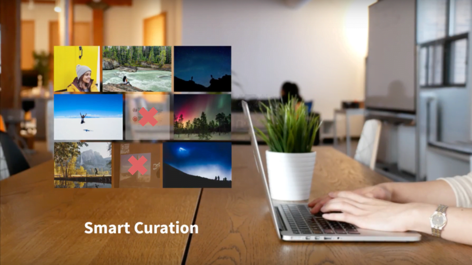 CrowdRiff Releases the World's Smartest Visual Content Marketing Platform