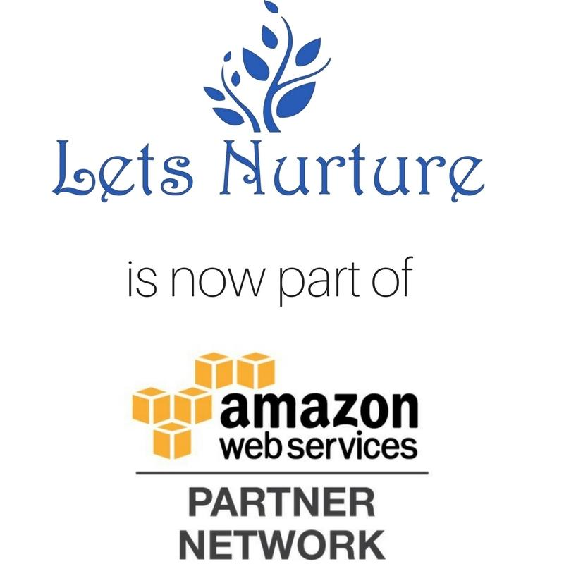 LetsNurture Becomes Amazon Web Service Partner
