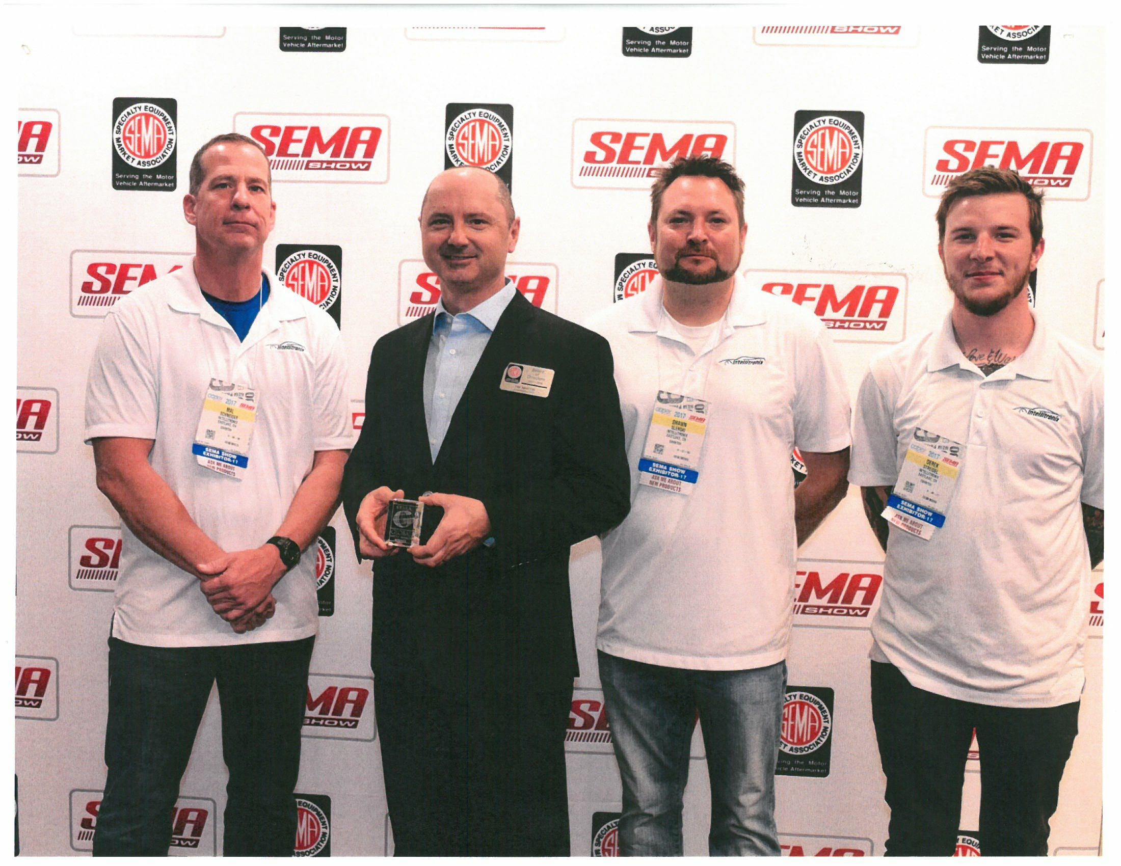 Intellitronix Corp. Takes Home a Big Win at Their First SEMA Appearance in Las Vegas