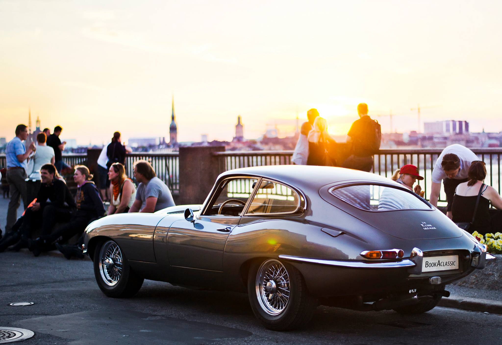 """""""BookAclassic"""" Goes Global in 36 countries, the emerging AirBnB of Vintage Car Rental"""