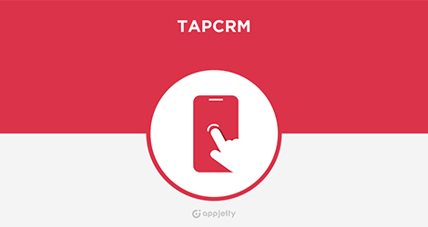 AppJetty Launches 'Tap CRM', a Mobile CRM Application