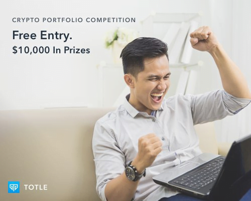 Crypto-Newbies Gain Confidence With Totle's Risk-Free Crypto-Fantasy Portfolio Competition
