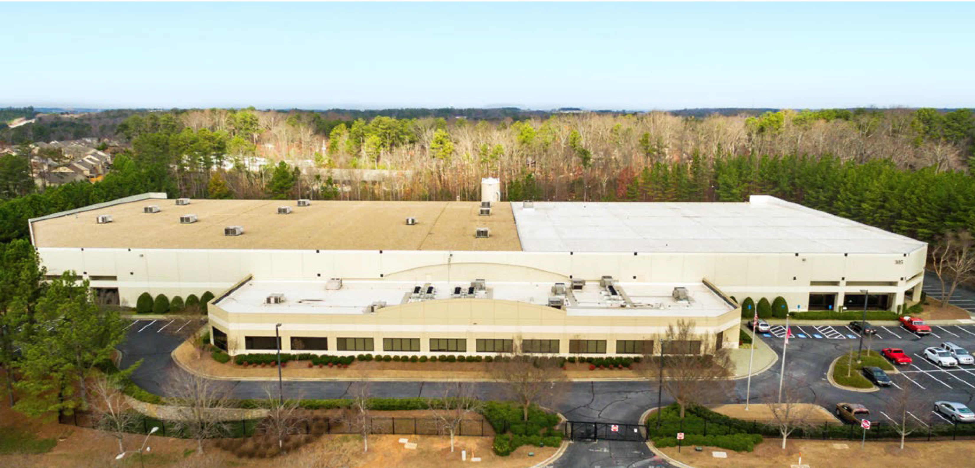 Serverfarm Expands With Acquisition of Atlanta Data Center