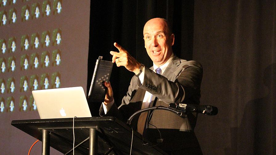 Global Futurist to Share His Insights on the Future of Dairy at Two Events This Month
