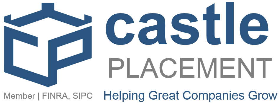 Castle Placement Named Exclusive Placement Agent for $40 Million Raise for PetroMar Ships, Inc.