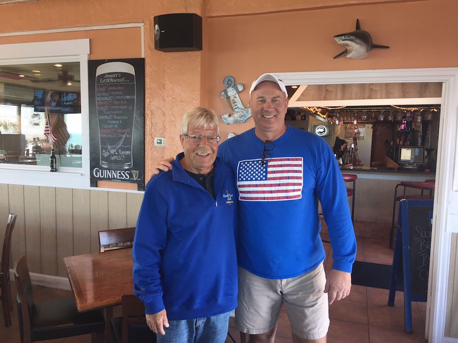 Local Businessman Enters Partnership with Owner of Beach Front Grille