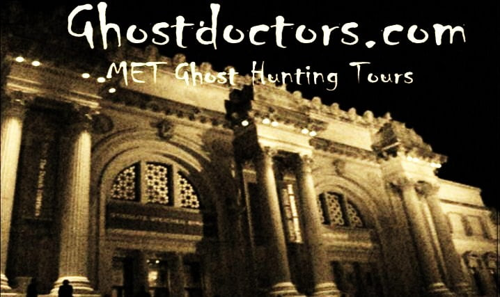 The Ghost Doctors Celebrate A Ghostly Roman Holiday At NYC Metropolitan Museum Of Art
