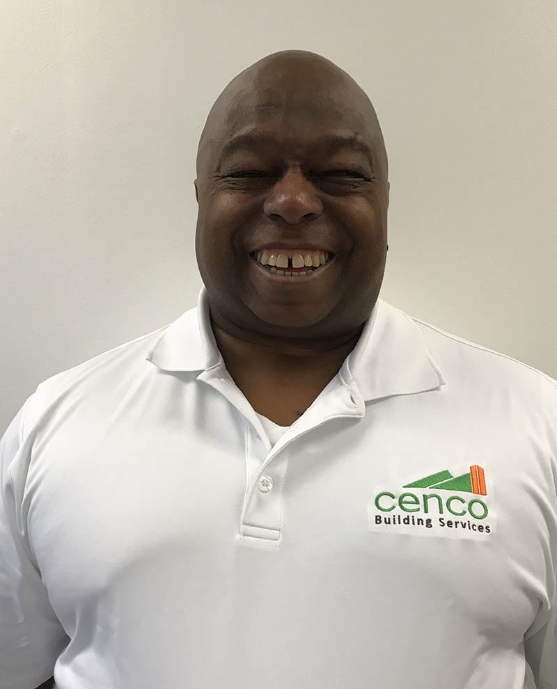 Cenco Building Services welcomes Jesse Clay as Vice President, Sales