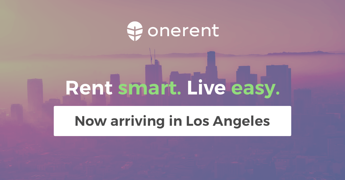 Onerent Launches On-Demand Rental Service in Los Angeles to Make Life Easier for Renters