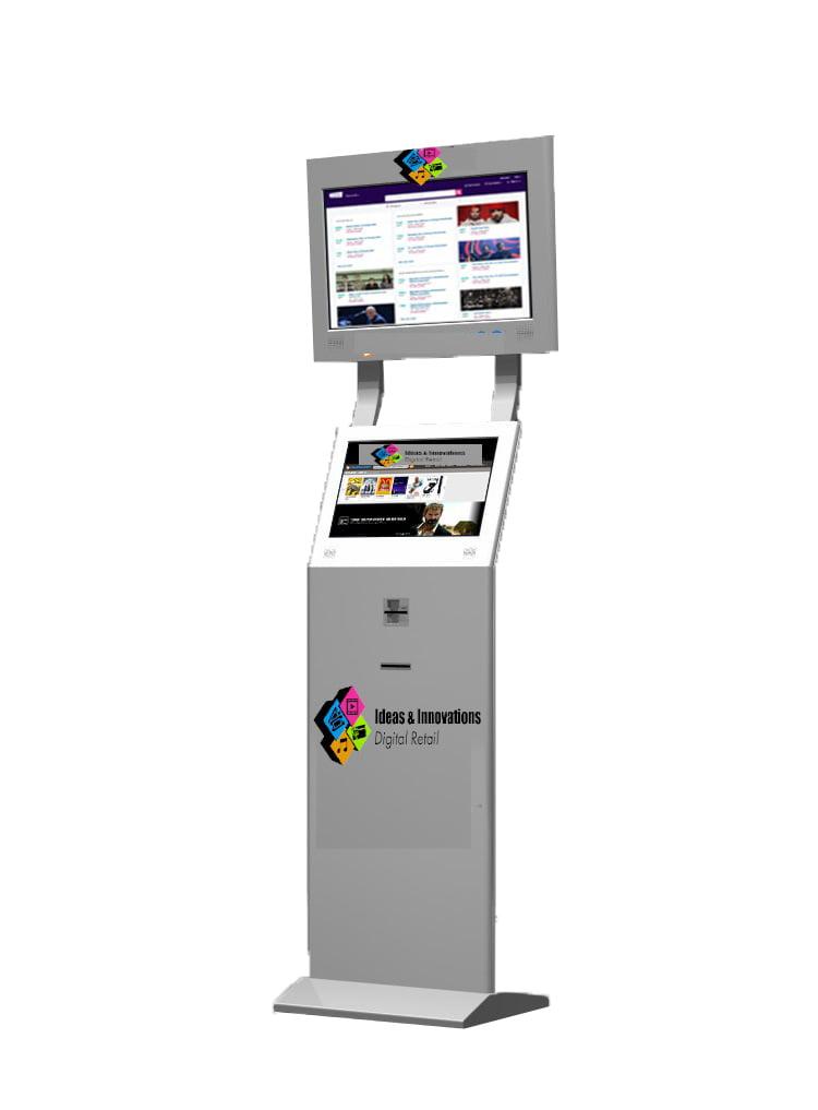 Ideas & Innovations Premieres Innovative Ticketing Kiosk