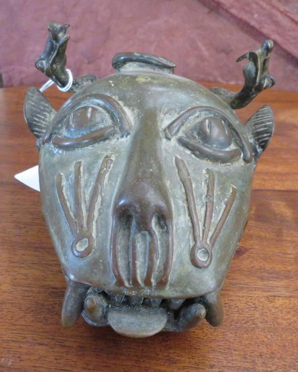 Tribal and Native American artifacts, from prehistoric to modern times, in Helm Auction's April 14 online-only sale